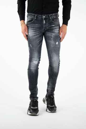 Richesse - Palencia Deluxe Jeans - Grey