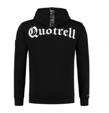Quotrell - Commodore Hoodie - Black