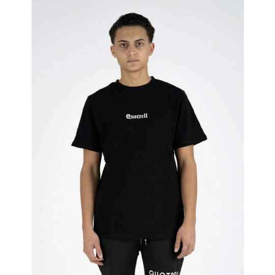 Quotrell - Basic Tee - New Orleans Black