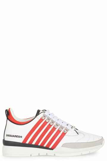 Dsquared2 - Sneaker - White/Red
