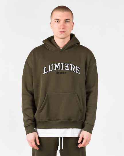 LUMI3RE - Sportif Tracksuit - Army Green