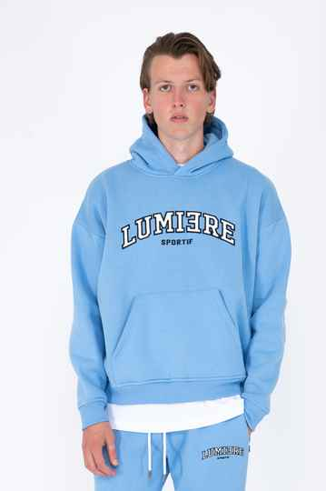 LUMI3RE - Sportif Tracksuit - Baby Blue