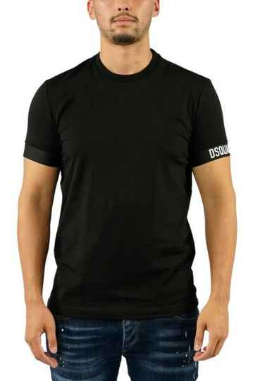Dsquared2 - Band Tee - Black