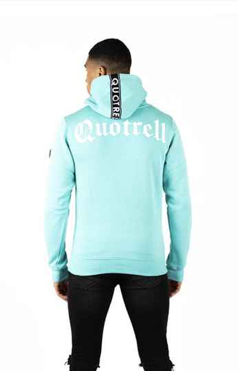Quotrell - Commodore Hoodie - Mint
