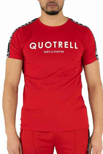Quotrell - General Tee - Red