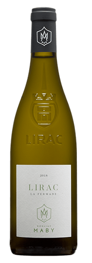 Domaine Maby - La Fermade Blanc 2019