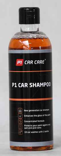 P1 Car Care Shampoo
