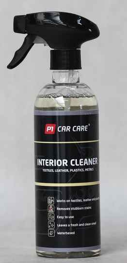 P1 Car Care Interior Cleaner