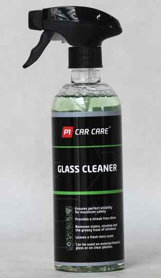P1 Car Care Glass Cleaner