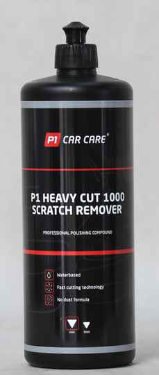 P1 Heavy Cut Polish Compound 1L