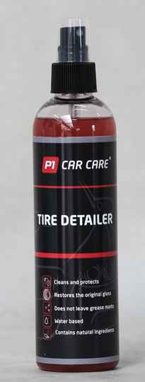 P1 Car Care Tire Detailer