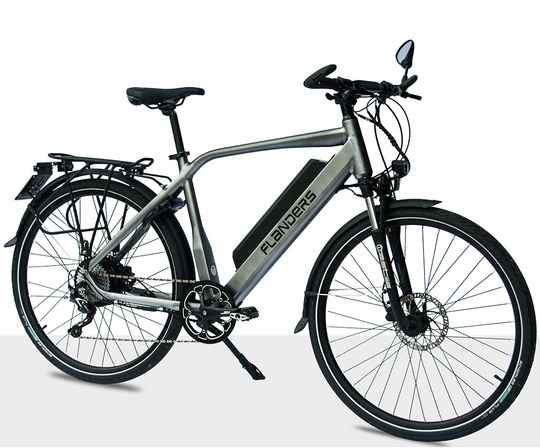 Flanders E-bike Speed Pedelec – Bull – 45km/u