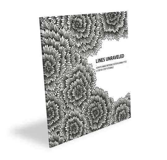 Tutorial booklet - Lines Unraveled - E-book