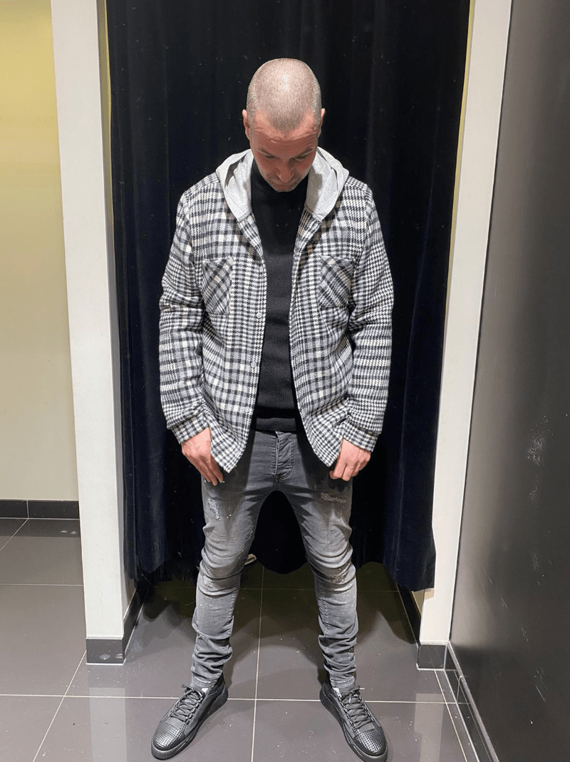 CARS JEANS GREY