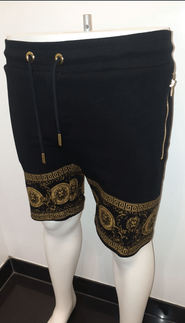 GEORGE V PARIS JOGGING SHORT BLACK