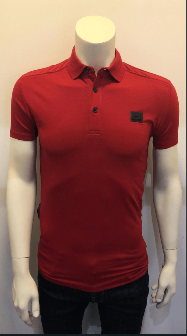 ANTONY MORATO POLO DARK RED