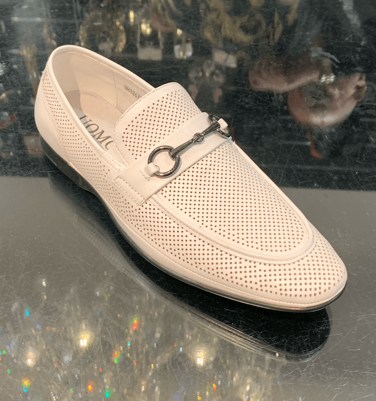 LOAFERS PARIS WHITE