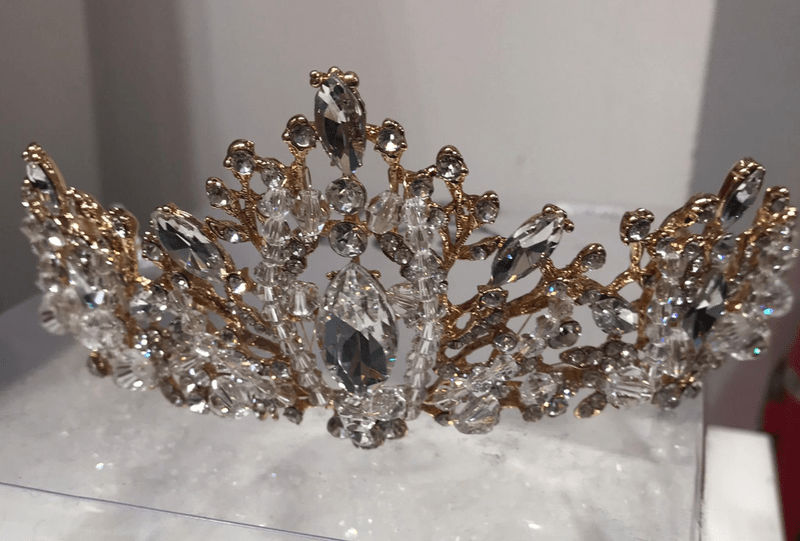 CROWN SILVER/GOLD