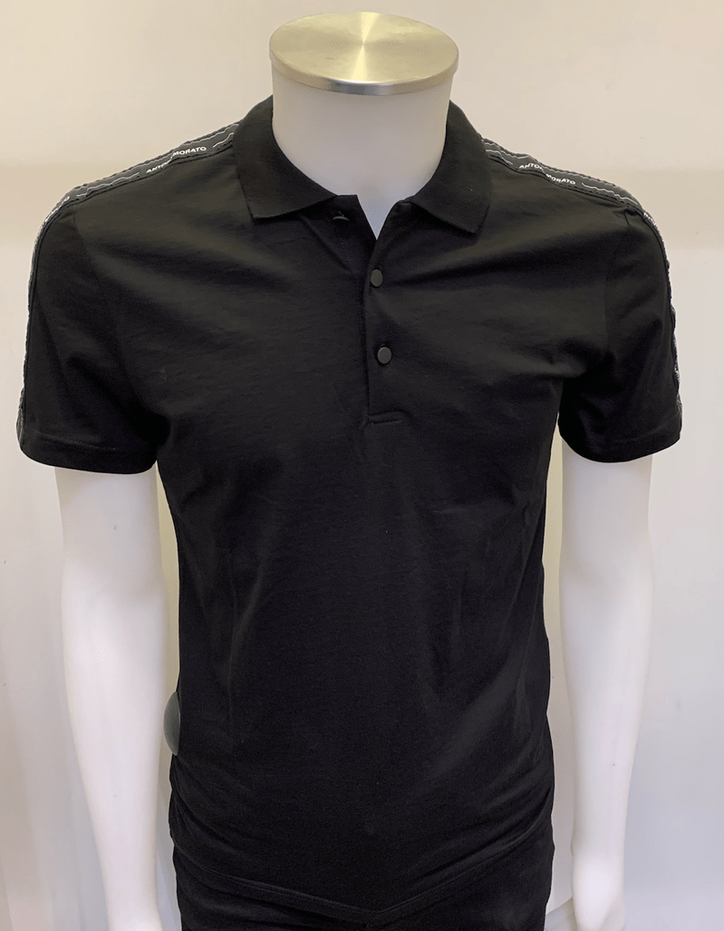 ANTONY MORATO POLO BLACK