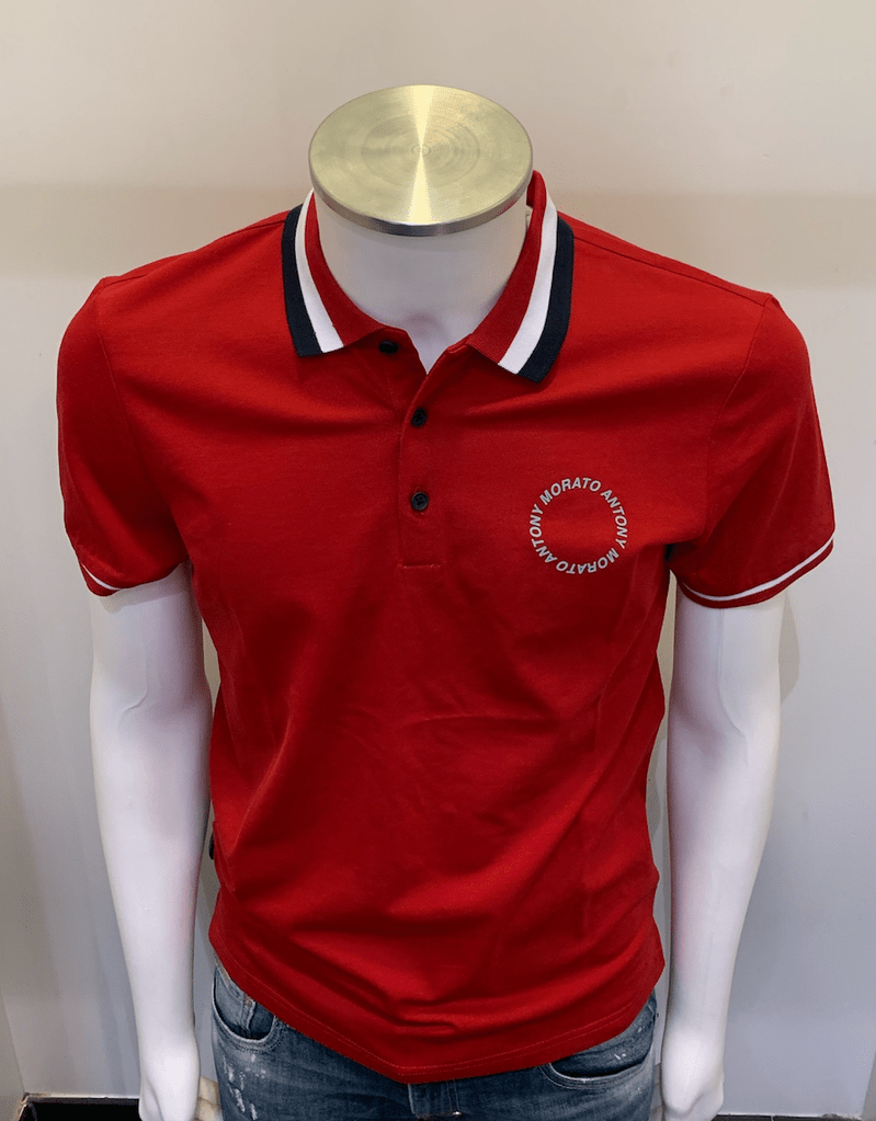 ANTONY MORATO POLO RED