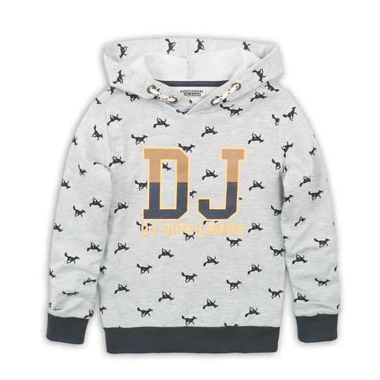 D36191-45 Sweater with hood