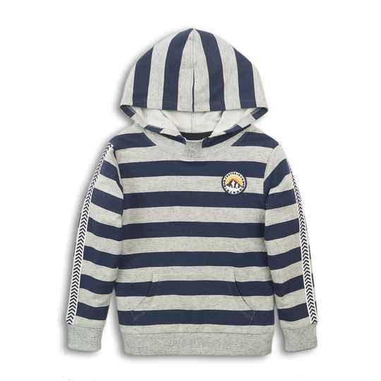 D36124-45 Sweater with hood