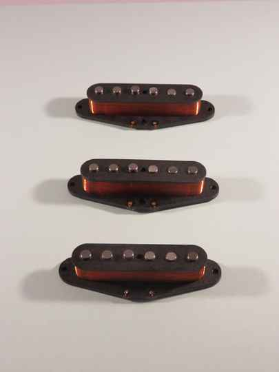 Rob's 59 specials pickup set voor Stratocaster