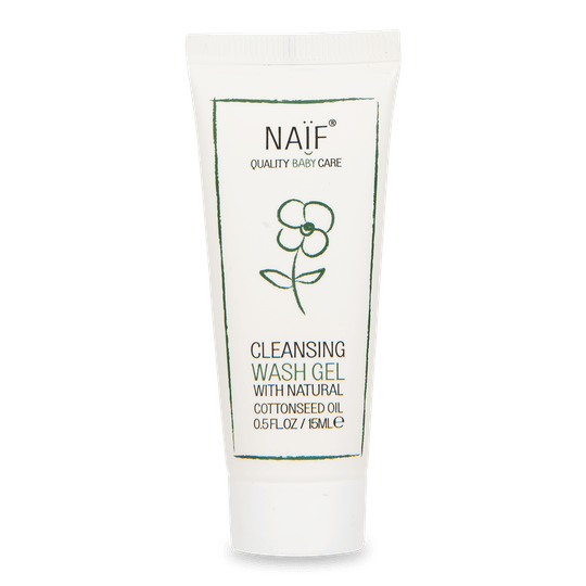 Naïf • Baby Wash Gel