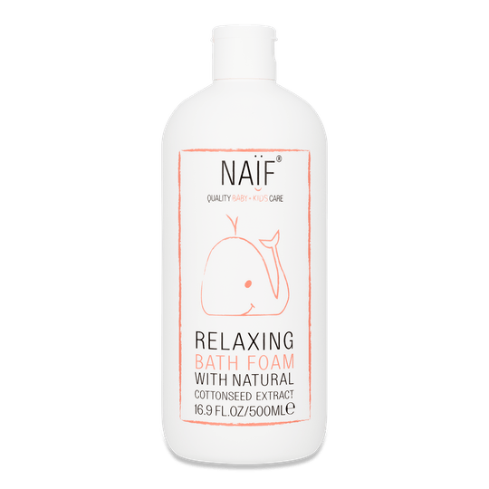 Naïf • Relaxing Bath Foam
