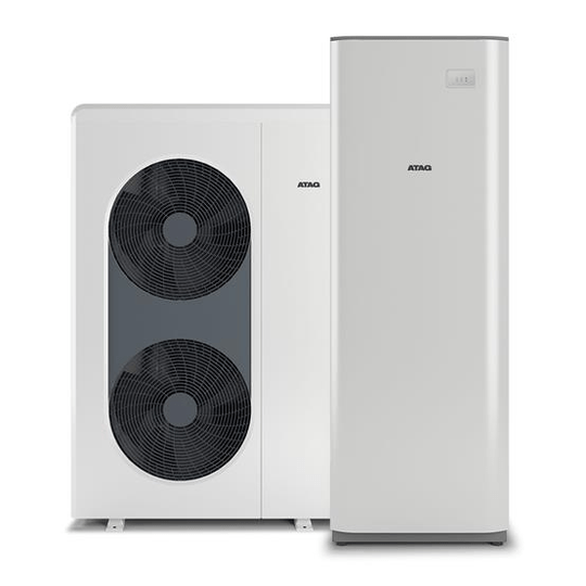 (3069698) Lucht/water warmtepomp ATAG ENERGION M Compact 9T