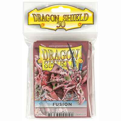 Sleeves Dragon Shield - Standard - Fusion (50 stuks)
