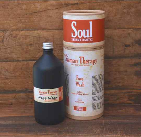 Sjaman Therapy - Face Wash