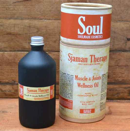 Sjaman Therapy - Muscle&Joints Wellness Oil