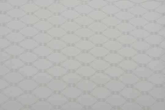 Voile - NEW - Off White Honeycomb - per meter