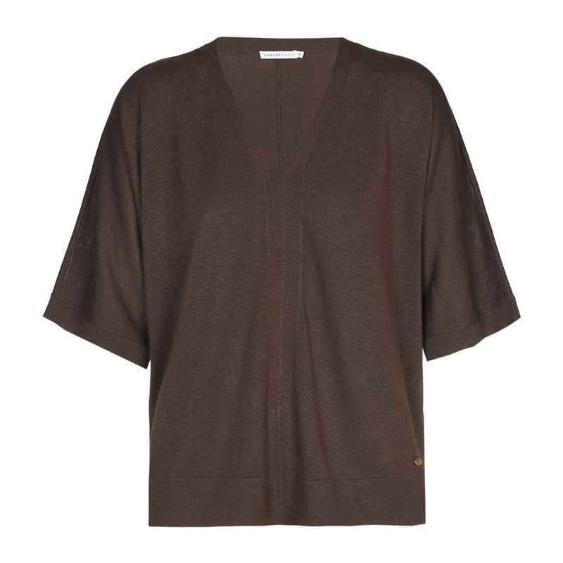 Xandres Gold losse pull X-ALTE coconut - 004799