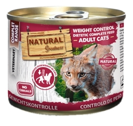 Natural Greatness Cat Weight Control Dietetic Junior / Adult 200 gr