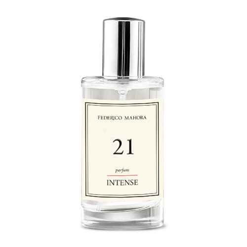 21 Pure Dames Parfum  WARM & OMHULLEND