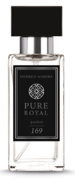 Pure Royal 169 Pour Homme Type: ontspannend, pittig