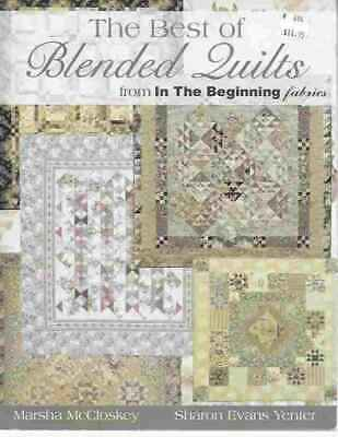 Boek The best of Blended Quilts