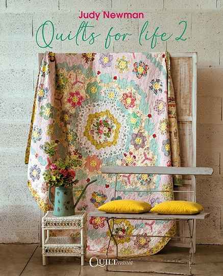 Boek Quilts for 2 - Judy Newman Quiltmania