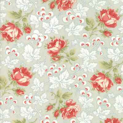 """Q85 - stof flowers """"Victoria"""" - 3 Sisters by Moda"""