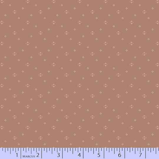 """Q930 - stof oud roze motief """"Drywall"""" by Marcus Fabrics"""