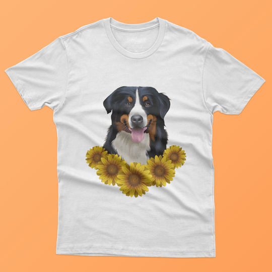 Custom Illustratie op T-shirt