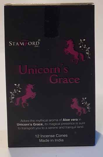 Unicorn's Grace wierook kegels