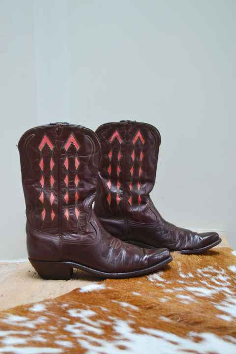 50s Acme western boots