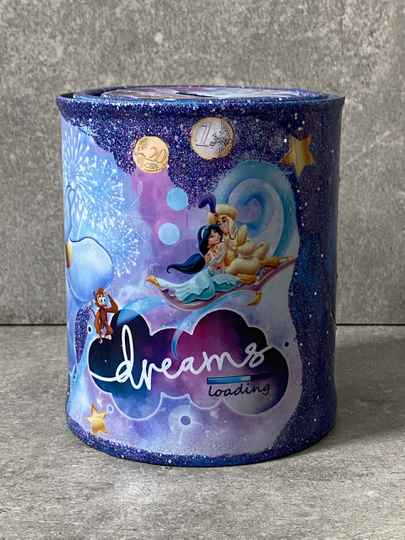 YOURS 'Genie in a can' spaarpot