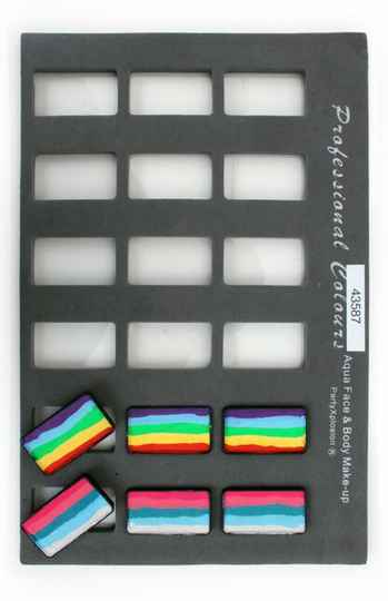 PXP Professional Colours Tray splitcake 28 gr voor Collectorbox 43580