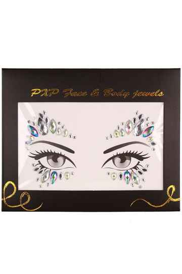 PXP Professional Colours Face & Body jewels Model N 18213