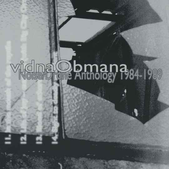79495 // VIDNAOBMANA - NOISE/DRONE ANTHOLOGY 1984-1989 (CD)