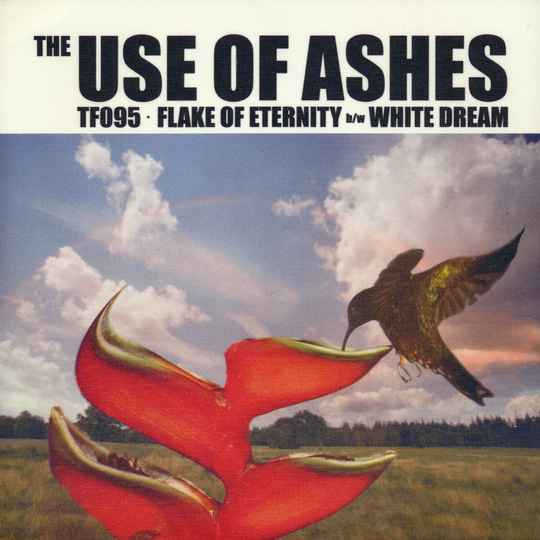 """TF095 // THE USE OF ASHES - FLAKE OF ETERNITY - SLEEVE K (7"""")"""